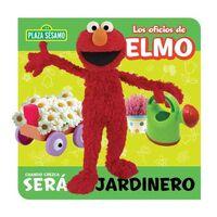 Los oficios de Elmo - Jardinero