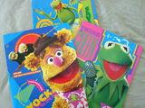 Muppet folders (Mead)