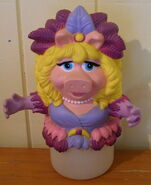 Muppet treasure island soakie shampoo bottle 1996