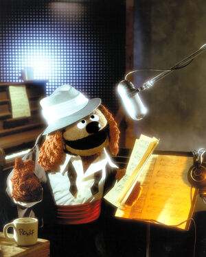 Ole Brown Ears Rowlf