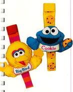Playskool 1992 catalog baby wrist jingles foot jingles