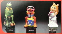 Puck toys plastercasters muppet figures 4