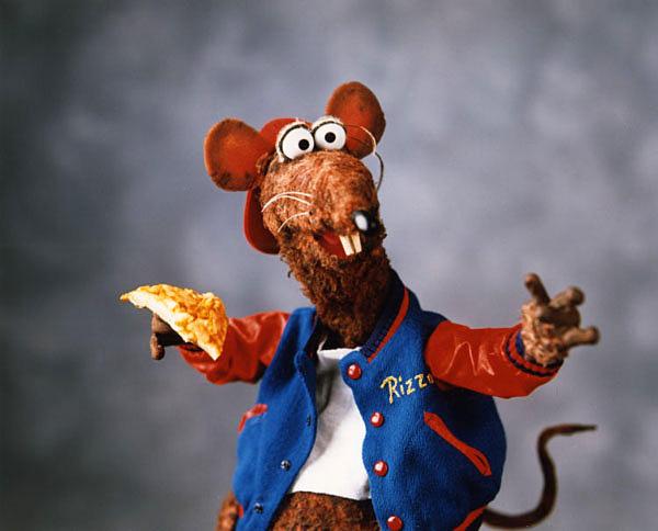 Risultati immagini per rizzo muppet