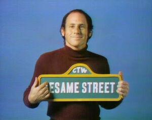 Sesame sign Tom
