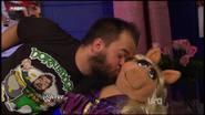 WWE-Raw-Kiss-Piggy-Hornswoggle-(2011-10-31)