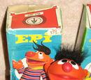 Barrio Sésamo wind-up toys