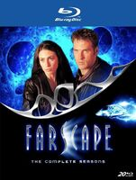Farscape complete series blu-ray
