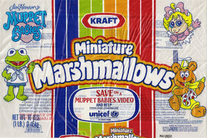 Kraft marshmallows