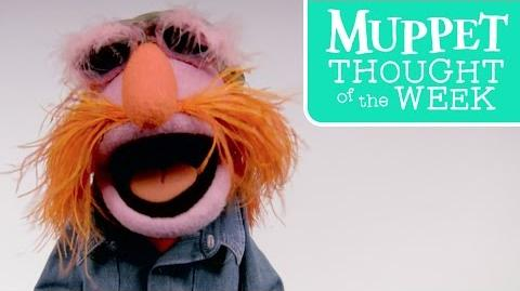 Muppet Thought of the Week ft. Sgt. Floyd Pepper The Muppets-0
