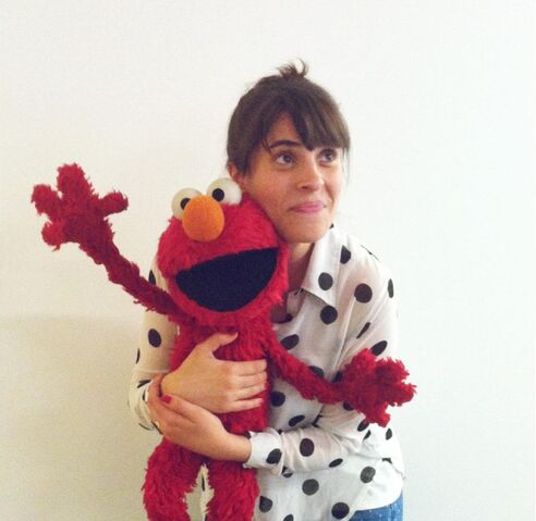 File:Sarah Rebar with Elmo.jpg