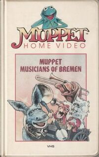 TheMuppetMusiciansofBremenVHS