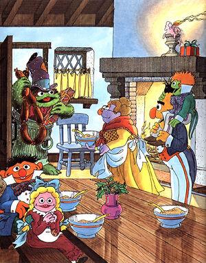 the sesame street storytime calendar 1982 - A Christmas Carol Animated