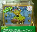 Sesame Street clocks (Spartus)