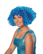 Cookie Monster wig