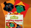 Change-a-Face Anything Muppets