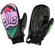 Neff count snowboard mittens