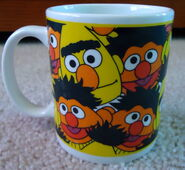 Sesame street general store mug ernie bert 2