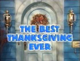322 the best thanksgiving ever