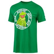 Adidas 2012 shirt Kermit