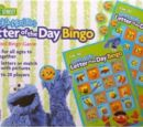 Cookie Monster's Letter of the Day Bingo