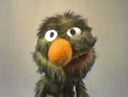 Grover-orange-nose