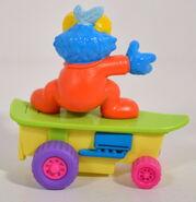 Mcdonalds europe 1993 muppet babies premium 2