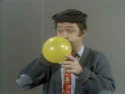 Buddy and Jim balloon