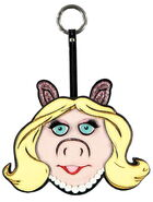 Essentiel antwerp miss piggy key chain