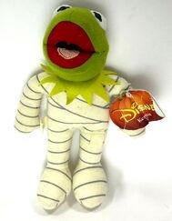 Just play 2013 halloween kermit plush mummy