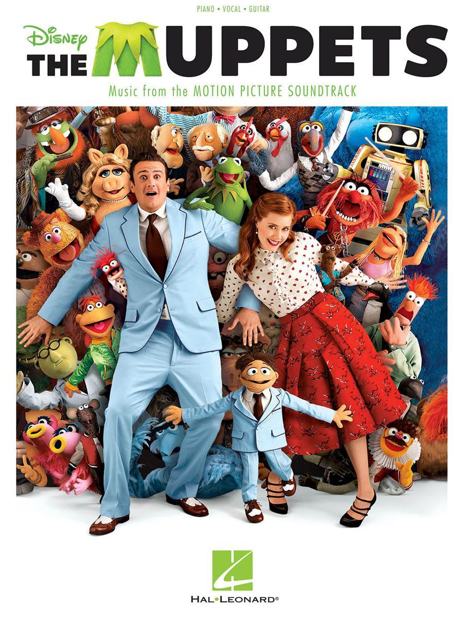 The Muppets Sheet Music Book Muppet Wiki Fandom Powered By Wikia