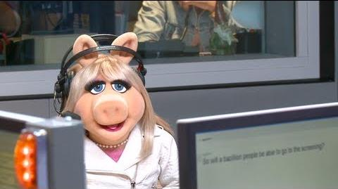 Muppets Fan-A-Thon Announcement - On-Air with Ryan Seacrest