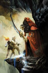 Power of the Dark Crystal 08 Mike Huddleston cover textless