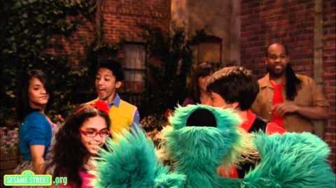 Sesame Street Song Baile