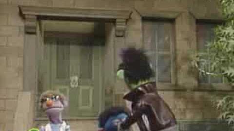 Sesame Street Street Garden Cooperation