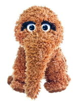 Sesame place plush snuffy 13