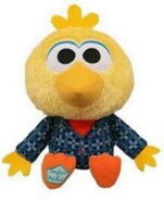 Shinee plush 32cm 1 big bird