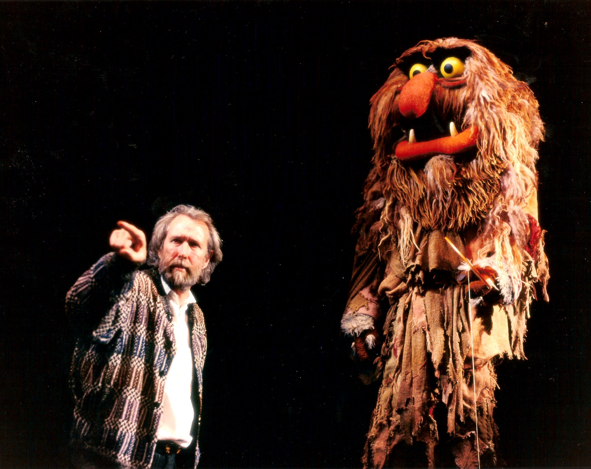 Posthumous works of jim henson muppet wiki fandom powered by wikia posthumous works of jim henson voltagebd Choice Image