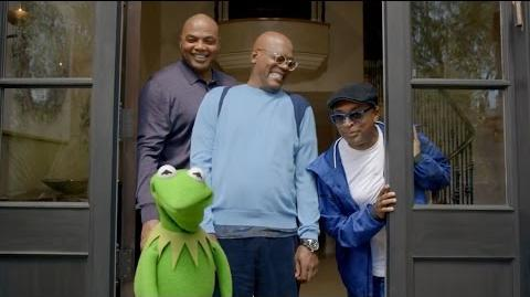 Capital One Kermit Bloopers