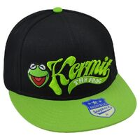 Concept one kermit baseball cap 2014ish