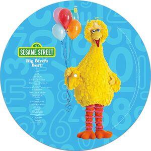 Cracker Barrel vinyl Big Bird's Best B