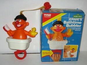 Ernies bathtime bubbler