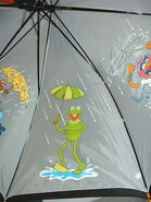 Jocky umbrella from spain kermit collection 3