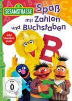 Sesamstrasse - Spaß mit Zahlen und Buchstaben (2016-08-05)
