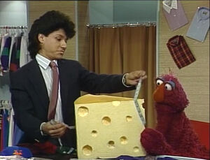 Telly&Cheese
