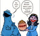 Is Cookie Monster now the Veggie Monster?