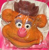 Bendy toys uk 1977 fozzie finger puppet 2