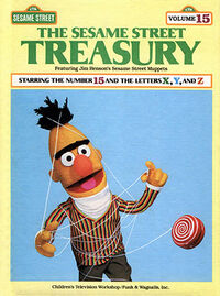 The Sesame Street Treasury Volume 15