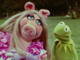 Kermit the Frog and Miss Piggy's offspring