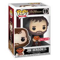 Funko Jim Henson Ernie box