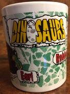 Kiln craft dinosaurs mug 1